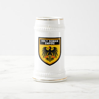 Holy Roman Empire Flag Beer Stein