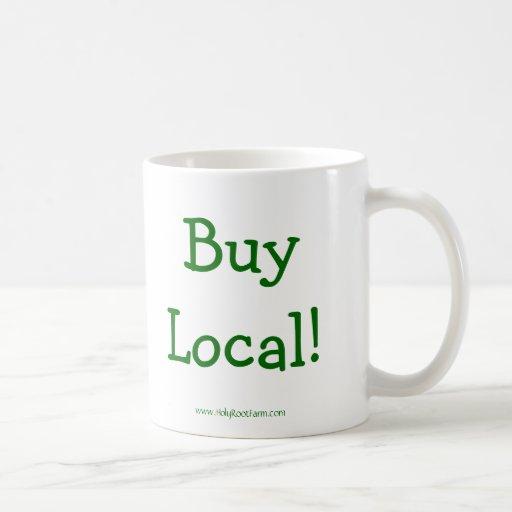 Holy Root Farm Buy Local Mug