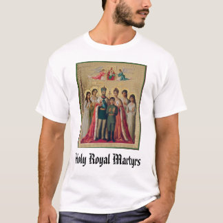 Holy Royal Martyrs T-Shirt