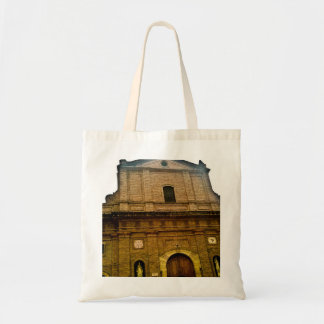 Holy sanctuary (church) two. budget tote bag