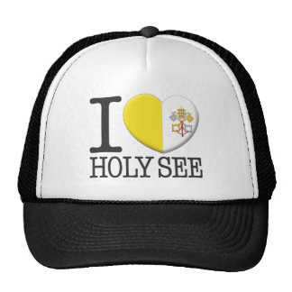 Holy See Mesh Hats