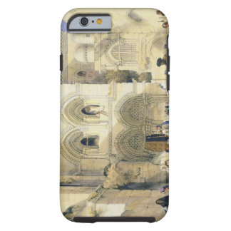 Holy Sepulchre, in Jerusalem (colour litho) Tough iPhone 6 Case
