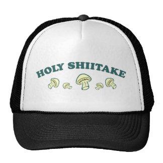 Holy Shiitake Cap