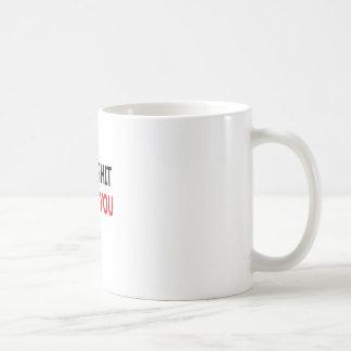 Holy Shit I Love You(1) Coffee Mug
