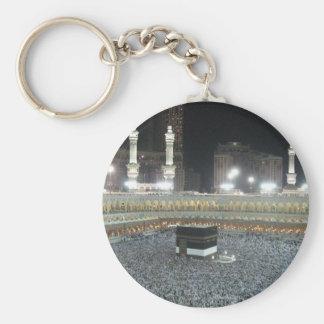 Holy site key ring