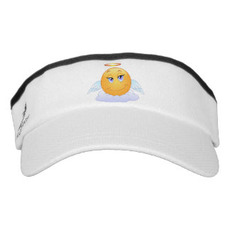 Holy smiley visor