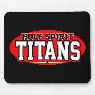 Holy Spirit Catholic High School; Titans Mouse Pad
