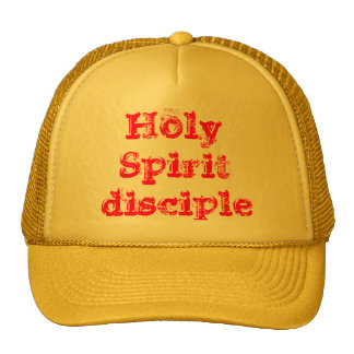 Holy Spirit Disciple Trucker Hat