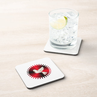 Holy Spirit Dove Coaster