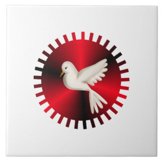 Holy Spirit Dove Tile