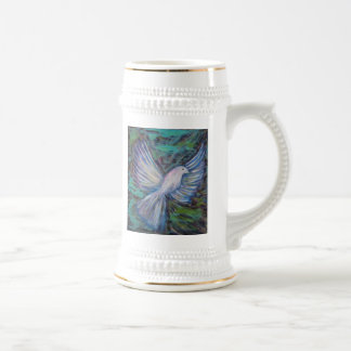 Holy Spirit fine art Christian Beer Stein