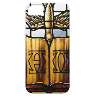 Holy Spirit Jesus is Alpha and Omega iPhone 5 Case