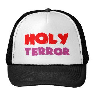 holy terror mesh hat