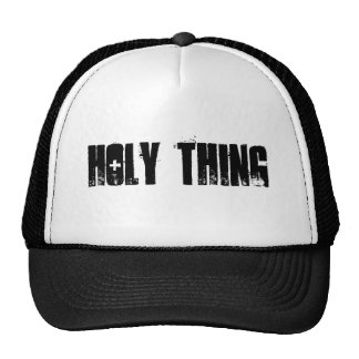Holy Thing hat