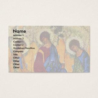 Holy Trinity By Rublã«V Andrej Business Card