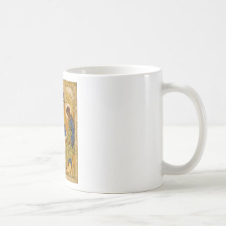 Holy Trinity Icon Rublev Byzantine Catholic Gift Coffee Mug