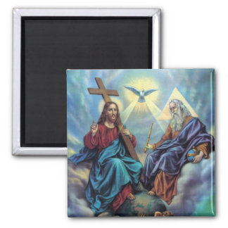 Holy Trinity Square Magnet