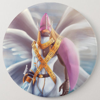 Holyangemon 6 Cm Round Badge