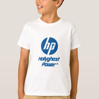 Holyghost Power: HP parody T-shirt