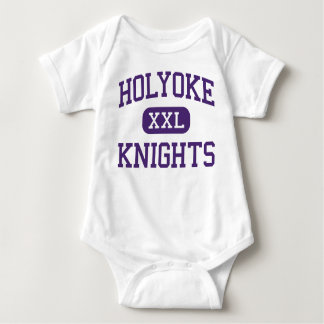 Holyoke - Knights - High - Holyoke Massachusetts Baby Bodysuit