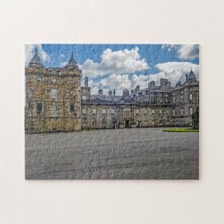 Holyrood House Edinburgh. Jigsaw Puzzle