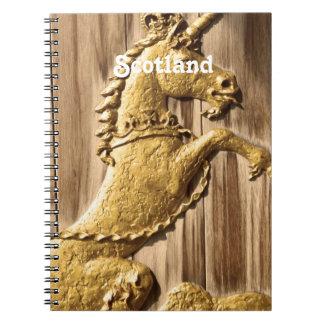 Holyrood Palace Notebook