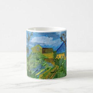 Homage to Cezanne mug