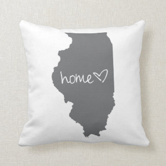 Home <3 Illinois Cushion