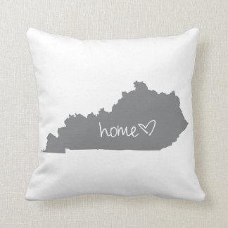 Home <3 Kentucky Throw Pillow