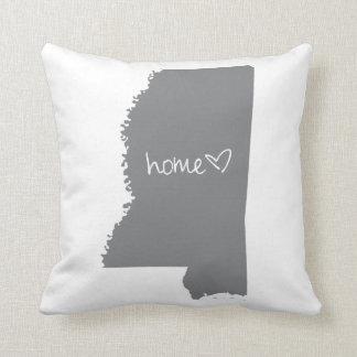 Home <3 Mississippi Cushion