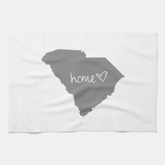 Home <3 South Carolina Tea Towel