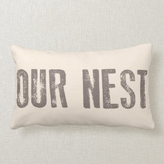Home Accent Lumbar Pillows Our Nest Vintage Grunge