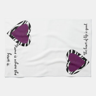 Home and Heart Towel