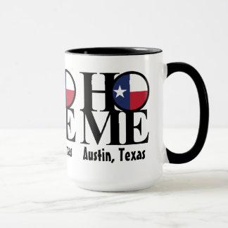HOME Austin Texas 15oz Coffee Mug