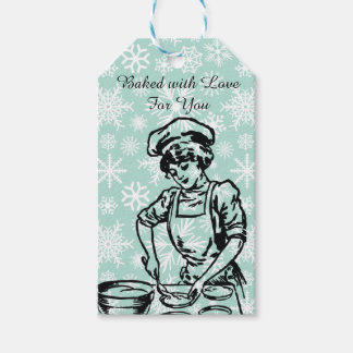 Home Baked Christmas Gift Tags