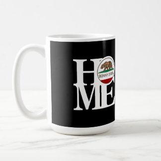 HOME Bonny Doon 15oz Mug Black