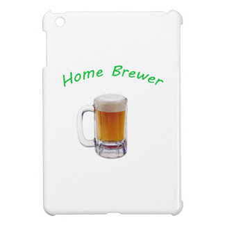 Home Brewer iPad Mini Cover