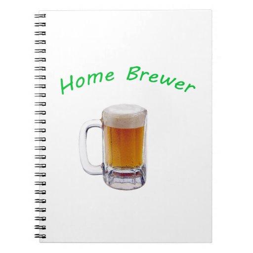 Home Brewer Journals