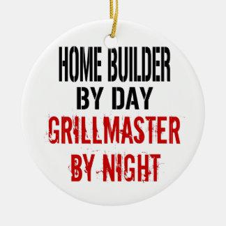 Home Builder Grillmaster Ceramic Ornament