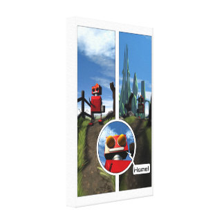 Home Gallery Wrap Canvas