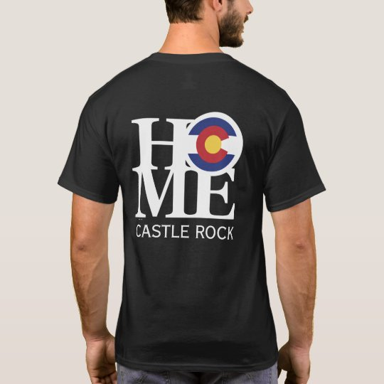 HOME Castle Rock dark tee