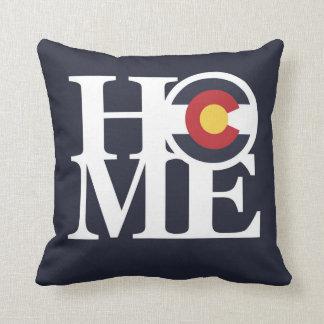 HOME Colorado Indigo (Deep Blue) Pillow