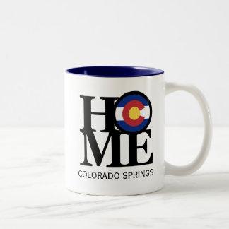 HOME Colorado Springs Mug