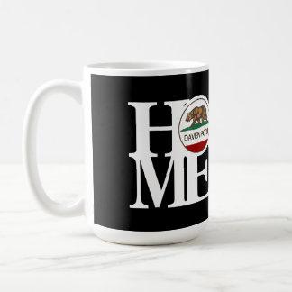 HOME Davenport 15oz Mug Black