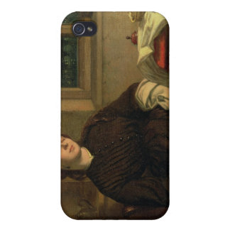 Home Dreams, 1869 (oil on canvas laid down on pane Case For iPhone 4