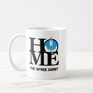 HOME Florida's Space Coast Coffee Mug