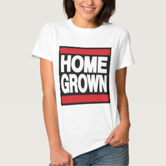 Home Grown Red T-shirt