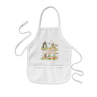 Home Grown Toddler Baby Gift Aprons