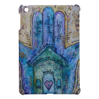 Home Hamsa iPad Mini Cover