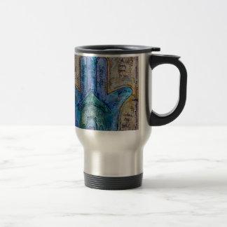 Home Hamsa Travel Mug